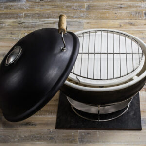 Earthfire Wood-Fire Pizza Oven