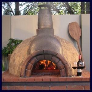 Keith Hamilton Bluestone Premium Range Pizza Oven